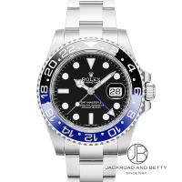 [在庫あり]  ●詳細● ●ロレックス モデル:GMTマスターII 型番:116710BLNR 保証...