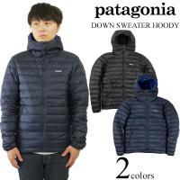 軽量かつパッカブルなパタゴニアの定番中綿ジャケット「ダウンセーターフーディ」。外生地と裏地に採用され...