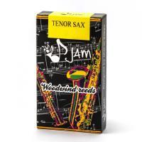 JAM(ジャム)テナーサックス用リード 8枚入  【商品特徴・番号2.5Sについてのご説明】  「2...