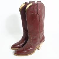 【コンディション】 ランク:B  【サイズ】 レディース24.5cm 表記サイズ:7.5B ブーツ高...