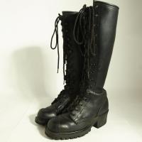 【コンディション】 ランク:B  【サイズ】 レディース24.0cm 表記サイズ:7M ブーツ高さ:...