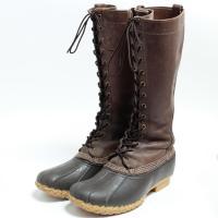 【コンディション】 ランク:B  【サイズ】 メンズ29.0cm ブーツ高さ:39cm ヒール高さ:...