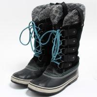 【コンディション】 ランク:B  【サイズ】 レディース25.0cm 表記サイズ:US8 ブーツ高さ...