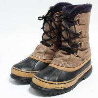 【コンディション】 ランク:B  【サイズ】 レディース23.0cm ブーツ高さ:24.5cm ヒー...