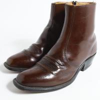 【コンディション】 ランク:B  【サイズ】 メンズ26.0cm 表記サイズ:8.5 2E ブーツ高...