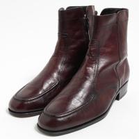 【コンディション】 ランク:B  【サイズ】 メンズ27.0cm 表記サイズ:9EEE ブーツ高さ:...
