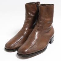 【コンディション】 ランク:C  【サイズ】 メンズ26.5cm 表記サイズ:8.5EEE ブーツ高...