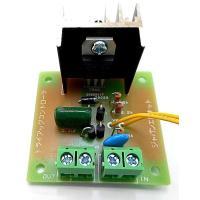 ■このトライアックACコントローラは、AC100Vの機器の出力パワーがVR1ヶで、0%〜100%可変...