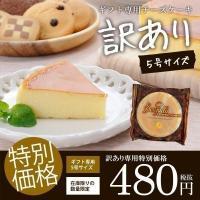 訳あり わけあり 食品 スイーツ お菓子 お試し ポイント消化 チーズケーキ 5号