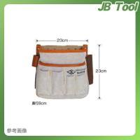 ■メーカー ●(株)広島  ■特長 ●右のポケットは、従来の腰袋よりも奥行き、巾共に大きくしてありま...