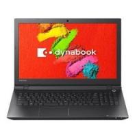 ■基本スペック:東芝 dynabook PB25-21BRKB ■OS:Windows 10 Hom...