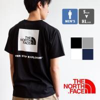 【 THE NORTH FACE ザ ノースフェイス 】 S/S Square Logo Tee ショートスリーブ スクエアロゴTシャツ NT32038 / 20SS