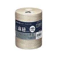 【商品説明】100%天然素材で、柔らかく編みやすい麻紐です。【仕様】●色:ホワイト●巻き長さ:480...