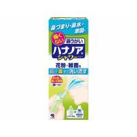 小林製薬/ハナノアb シャワータイプ(鼻洗浄器具+専用洗浄液)