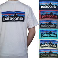 ■Patagonia M's P-6 Logo Cotton T-Shirts ■新品未使用・並行輸...