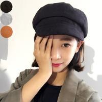 トレンドのキャスケット帽がオシャレ☆ コーデをワンランクオシャレに見せてくれるアイテム☆ シンプルだ...