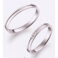 ★True Love (トゥルーラブ)マリッジリング、結婚指輪。<br> 輝きはじめる、...
