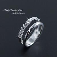 指輪 リング ピンキーリング/幸せを呼びよせます/pinkyring/3号 5号 7号遊び心も合わせ持つデザイン