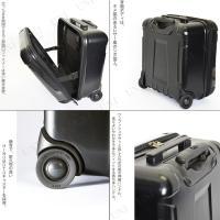 取寄品  CARART(キャラート) アートスーツケース ジッパー2輪 28L 機内持込サイズ ベーシック ソフィスティ エメラルド