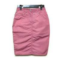 Material ポリエステル100%  Size 28 ウエスト68 スカート丈54 (cm)  ...