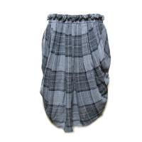 Material 毛(ウール)42 レーヨン40 (%)  Size 表記 : 42 実寸 : ウエ...
