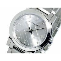 バーバリー BURBERRY クオーツ レディース 時計  商品仕様:(約)H26×W26×D7mm...