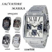 サルバトーレ マーラ SALVATORE MARRA クオーツ メンズ 腕時計  商品仕様:(約)H...