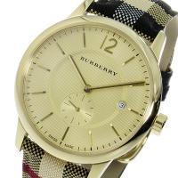 バーバリー BURBERRY クオーツ メンズ 腕時計 ウォッチ ゴールド  商品仕様:(約)H40...