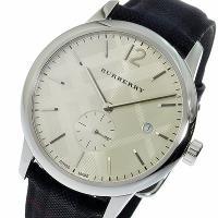 バーバリー BURBERRY クオーツ メンズ 腕時計 ウォッチ シルバー  商品仕様:(約)H40...