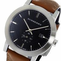 バーバリー BURBERRY クオーツ メンズ 腕時計 ウォッチ ブラック  商品仕様:(約)H42...
