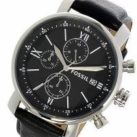 フォッシル FOSSIL クロノグラフ クオーツ メンズ 腕時計 ウォッチ ブラック  商品仕様:(...
