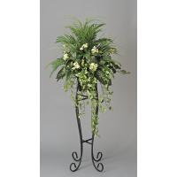 観葉植物 人工 アートグリーン 人工観葉植物 光触媒 光の楽園 お祝い スタンドグリーン1.5