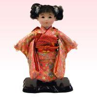 市松人形 童人形 だき人形間口25×奥13×高31cm 市松人形の通販販売店。初節句の市松人形購入の...