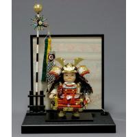 五月人形 幸一光/5月人形 通販販売店。間口43×奥31×高64cm