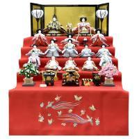 雛人形 コンパクト ミニひな人形 間口65×奥74×高74cm 雛人形/ひな人形の通販販売店。弊社で...