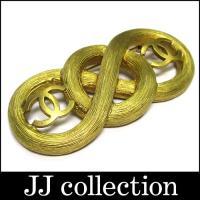 ◆ブランド シャネル  ◆カラー素材など マットゴールド(金色)  ◆型番 --  ◆サイズ 約 W...