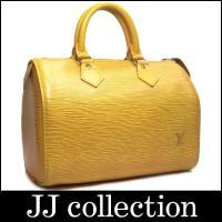 LOUIS VUITTON ミニボストンバッグ スピーディ25 黄色 M43019【送料無料】【Jコ...