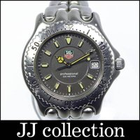 TAGHEUER WG1113 クオーツ グレー文字盤 【送料無料】【メンズ】【Watch】【Jコレ...