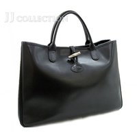 ◆ブランド ロンシャン ◆商品名 トートバッグ ◆型番 -- ◆カラー ブラック ◆素材・ライン 合...