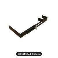 ■ベランダのコンクリートブロックフェンスなどにラティスを取り付けるときに使用する金具です。■サイズ:...