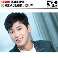 GQ KOREA MAGAZINE 4月号(2020) 表紙画報インタビュー 東方神起 ユーノエヌシティ127メンバー KOREA MAGAZINE