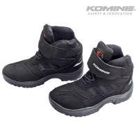 コミネ KOMINE BK-061 FTC Riding Shoes FTCライディングシューズ