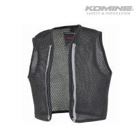 ■商品名:  コミネ JK-078 3D メッシュライニングベスト  ■特徴:  対応ジャケットにジ...