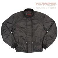 単体でも着用できる保温ライニングジャケット ユニバーサルライニングシステム対応のジャケットに接続でき...