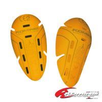 欧州CE規格レベル2を独自取得した装着感の良いソフトプロテクター。男性用ジャケット・パンツの肘・膝に...