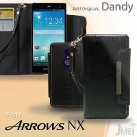 docomoよりARROWS NX(F-01F)専用ケースです。  スマートフォン本体を傷から守るオ...