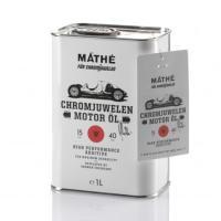 MATHE Chromjuwelen 旧車専用 エンジンオイル 15W40 1L缶 jms-japan