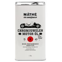 MATHE Chromjuwelen 旧車専用 エンジンオイル 15W40 5L缶|jms-japan