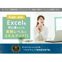 ●サービス名:TechAcademy オンライン完結 エクセル学習コース  ●サービス内容:Micr...