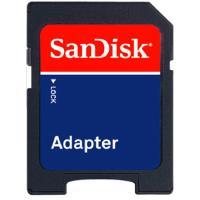 microSD/microSDHCカード→SDカード 変換アダプタ バルク品